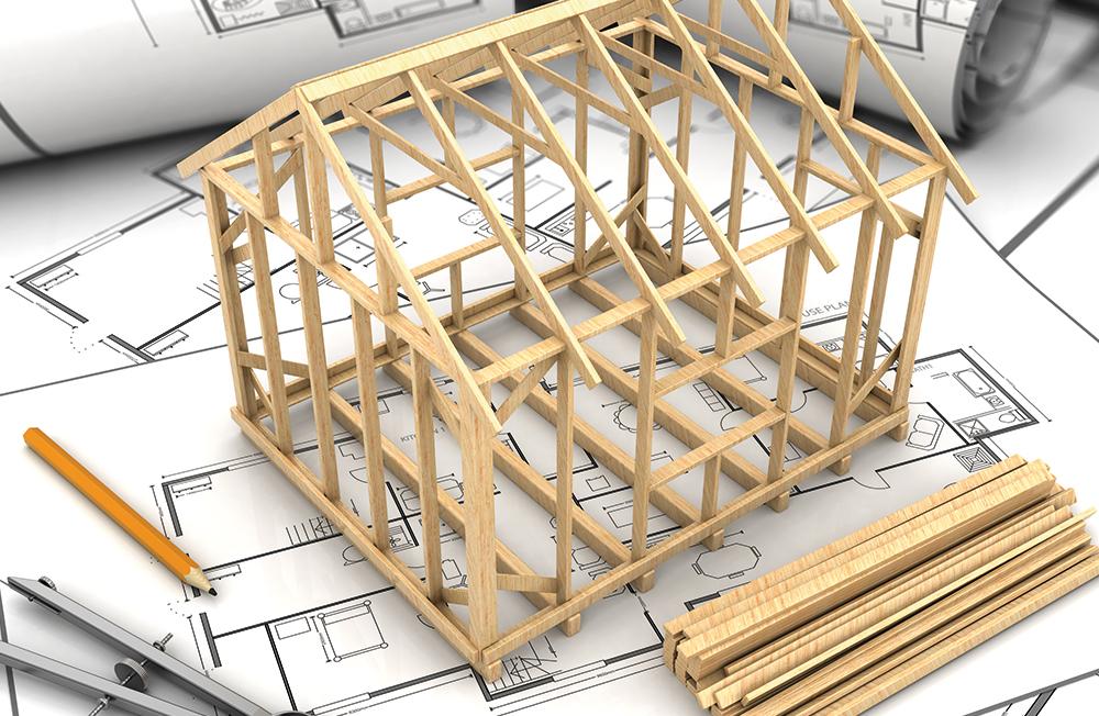 123 Structure - Ossature bois